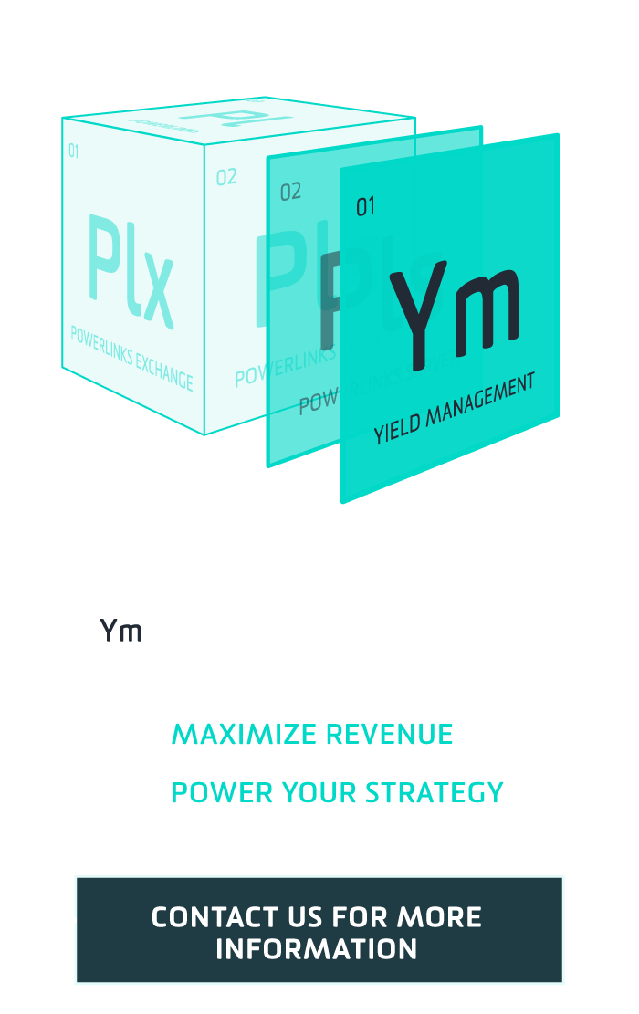 PowerLinks Native Advertising | Yield Management
