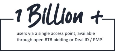 1 Billion Graphic 2