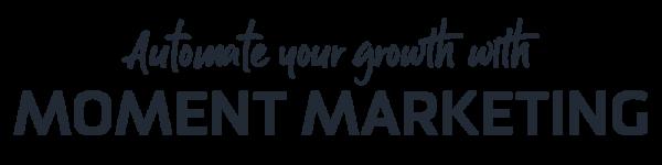 Moment Marketing _ Title